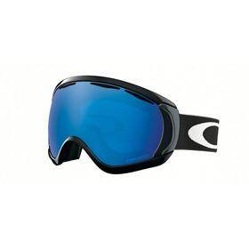 Oakley Canopy Goggles Matte Black W/ Prizm Sapphire Iridium